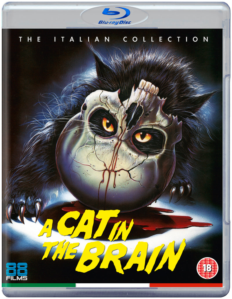 A Cat in the Brain - The Italian Collection 39
