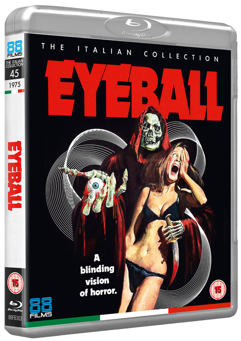 Eyeball - The Italian Collection 45 (Blu-ray)