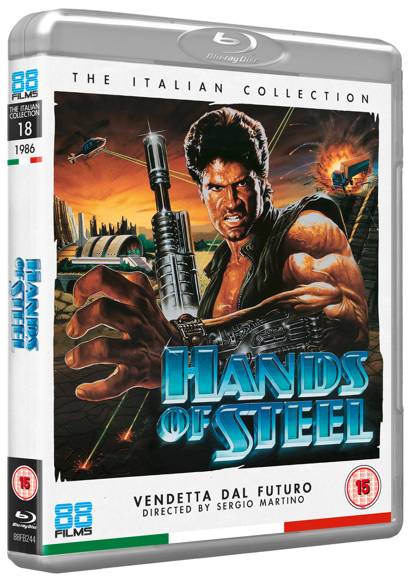 Hands of Steel (Blu-ray) - The Italian Collection 18
