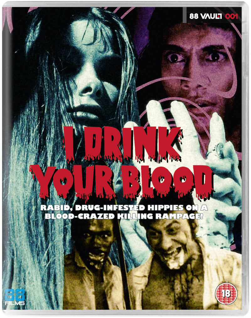 I Drink Your Blood - Vault 001