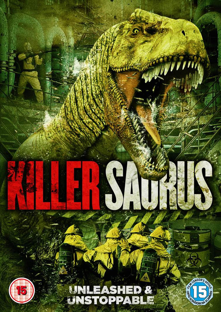 KillerSaurus (DVD)