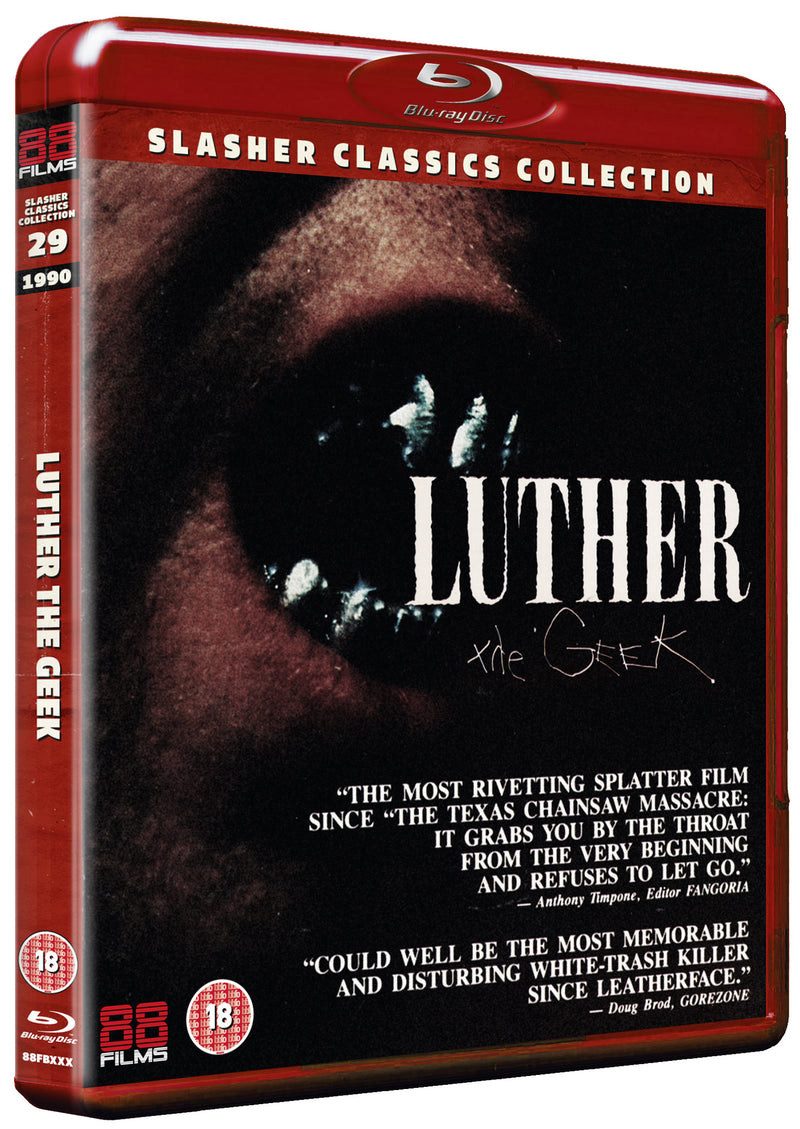 Luther the Geek - Slasher Classics Collection 29