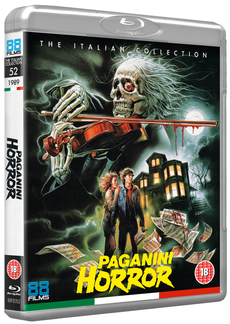 Paganini Horror - The Italian Collection 52