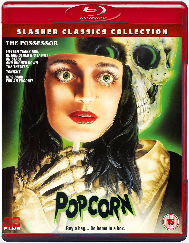 Popcorn - Slasher Classics Collection 39