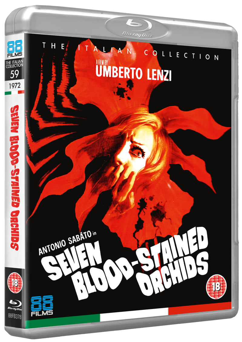 Seven Blood-Stained Orchids - The Italian Collection 59