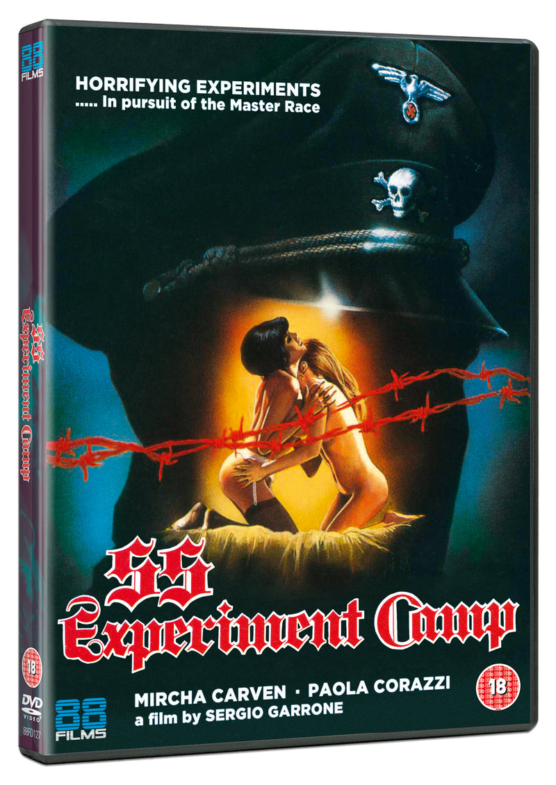 SS Experiment Camp (DVD)