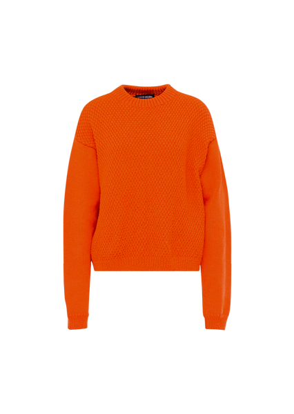 WORKMEN JUMPER ORANGE