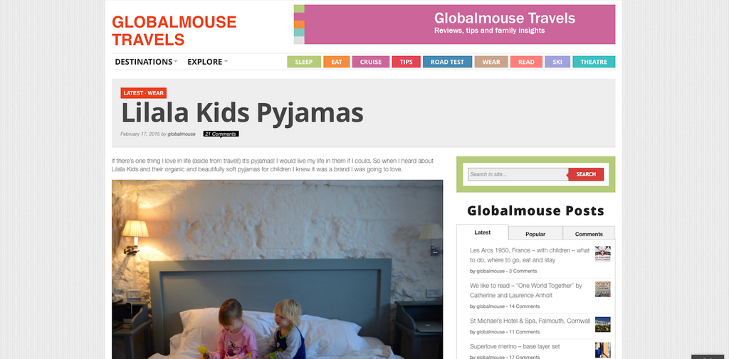 Globalmouse review (UK)