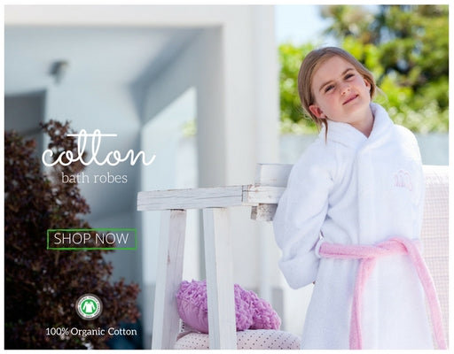 shop girls and boys bathrobes