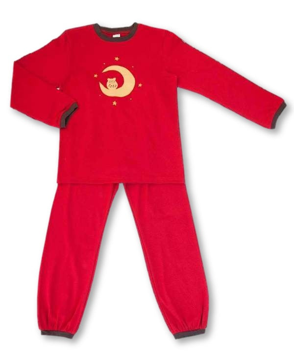 boys cotton pajamas sustainable fashion Lilala KIDS