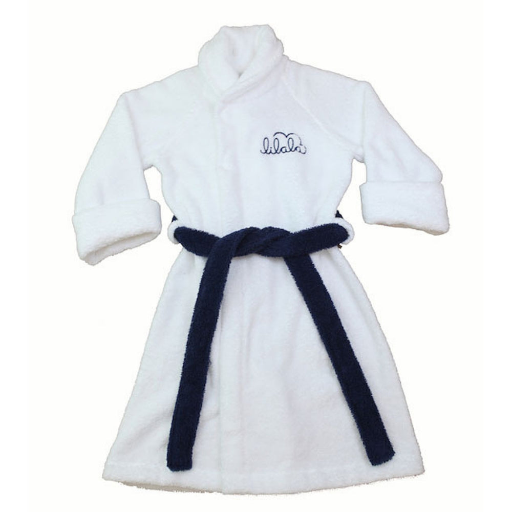 Organic Cotton Boys Bathrobes - Lilala KIDS