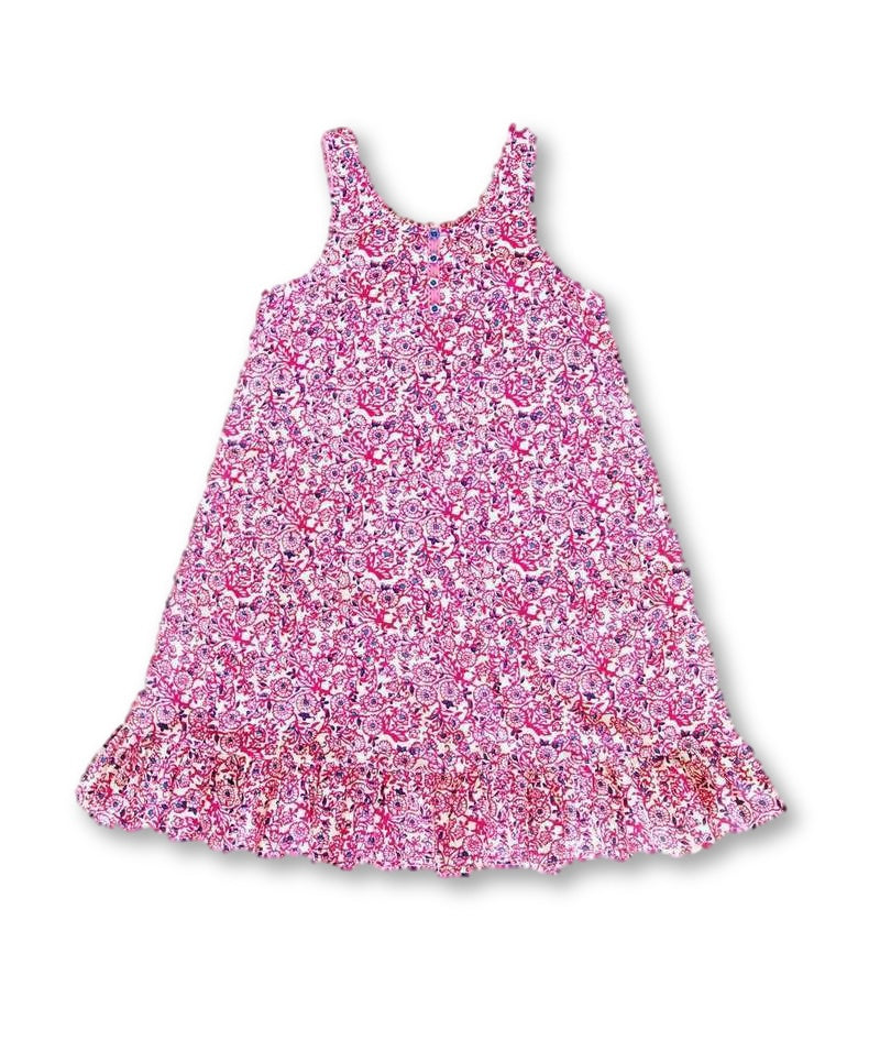 Girls Nightie Pyjamas Marilou Cotton