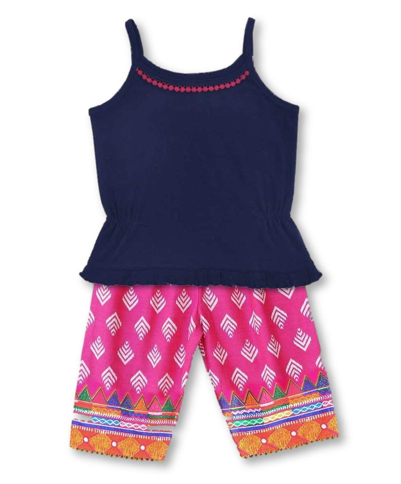Girls Summer Sleepwear Sustainable Fashion