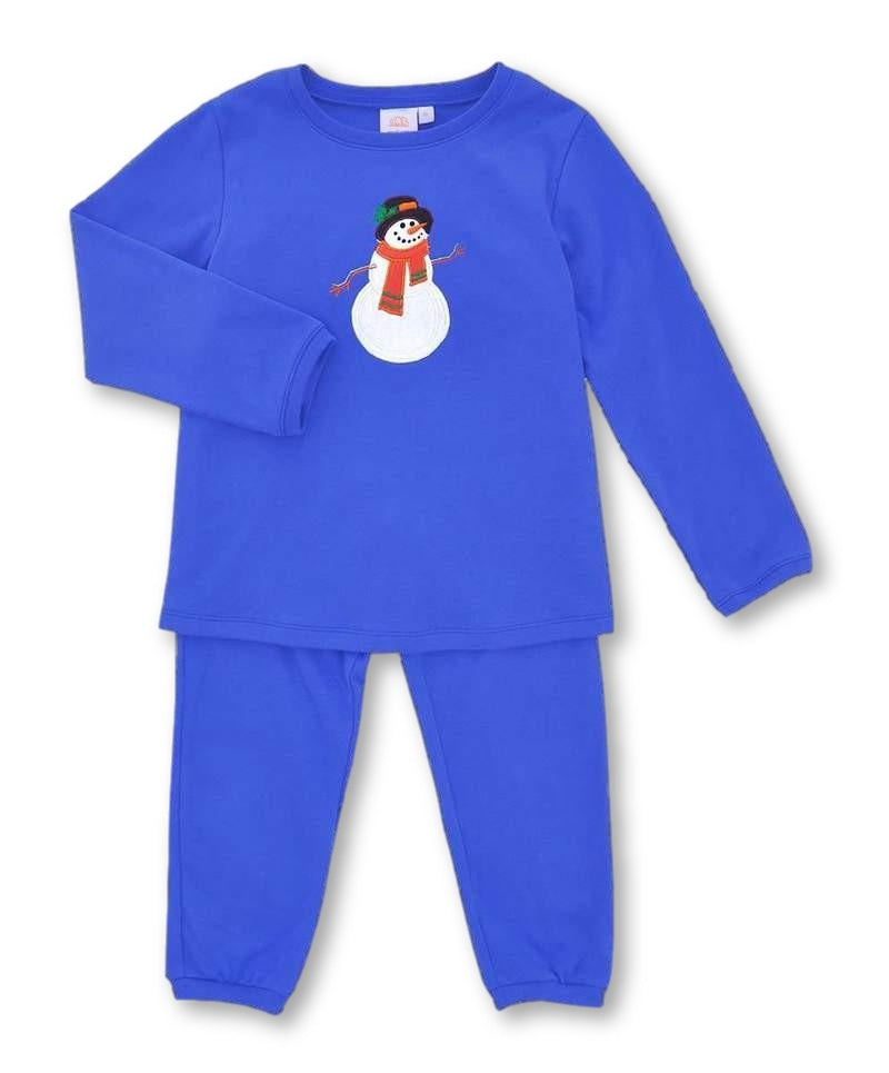 boys christmas pyjama set cotton Lilala KIDS