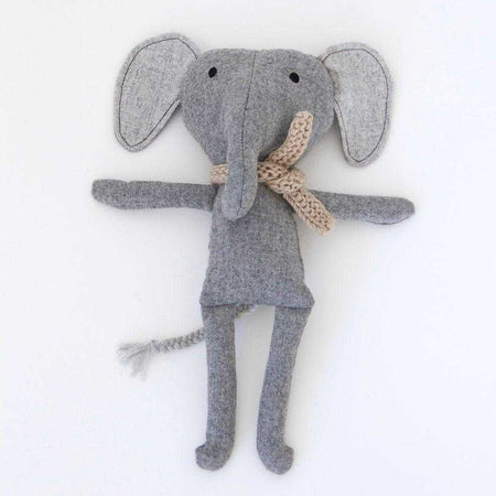 Soft Cuddly Elephant Toy