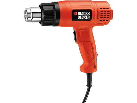 Black & Decker - 1750w Heat Gun - KX1650 - Black & Decker- Screen Printing
