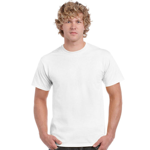Gildan - Heavy Cotton T Shirts Bulk Offer - Gildan- Screen Printing