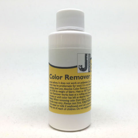 Jacquard Colour Remover - Fabric Whitener - Stain / Dye Remover - 2oz / 56.7g