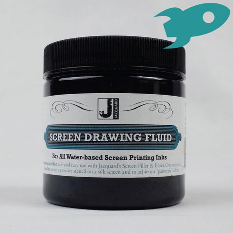 Jacquard - Screen Drawing Fluid - Jacquard- Screen Printing