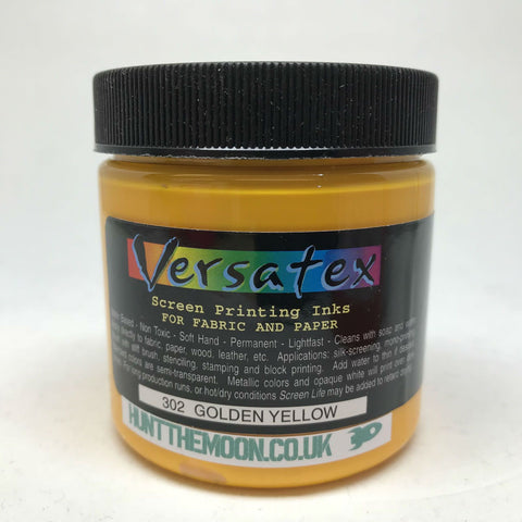 Jacquard Versatex Fabric Paper Screen Printing Ink - Choose Size Colour