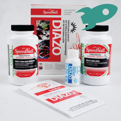 speedball emulsion kit for screen printing