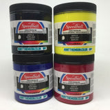 Speedball CMYK Process Colours Screen Printing Acrylic Ink Set - 4 Pack