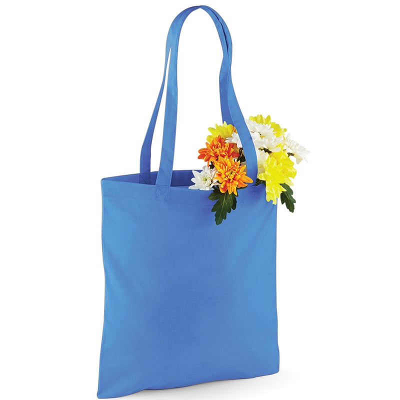 Westford Mill Tote - W101 Long Handle Shopping Bag For Life - Choose Colour and Quantity - Hunt The Moon - Screen Printing Supplies Shop