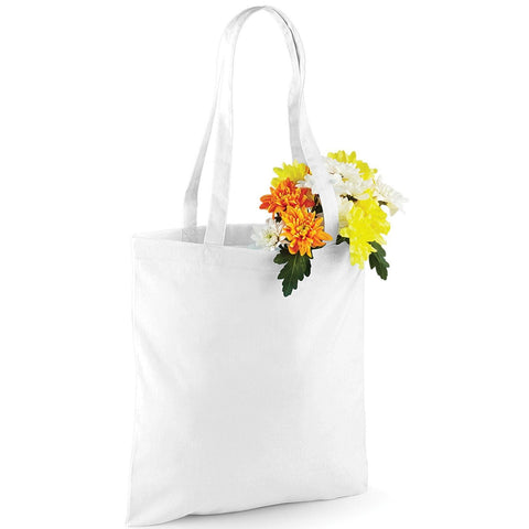 Westford Mill Tote - W101 Long Handle Shopping Bag For Life - Choose Colour and Quantity
