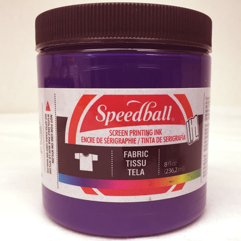 Speedball Waterbased Fabric Textile Paper Screen Printing Ink - Hunt The Moon - Screen Printing Supplies Shop