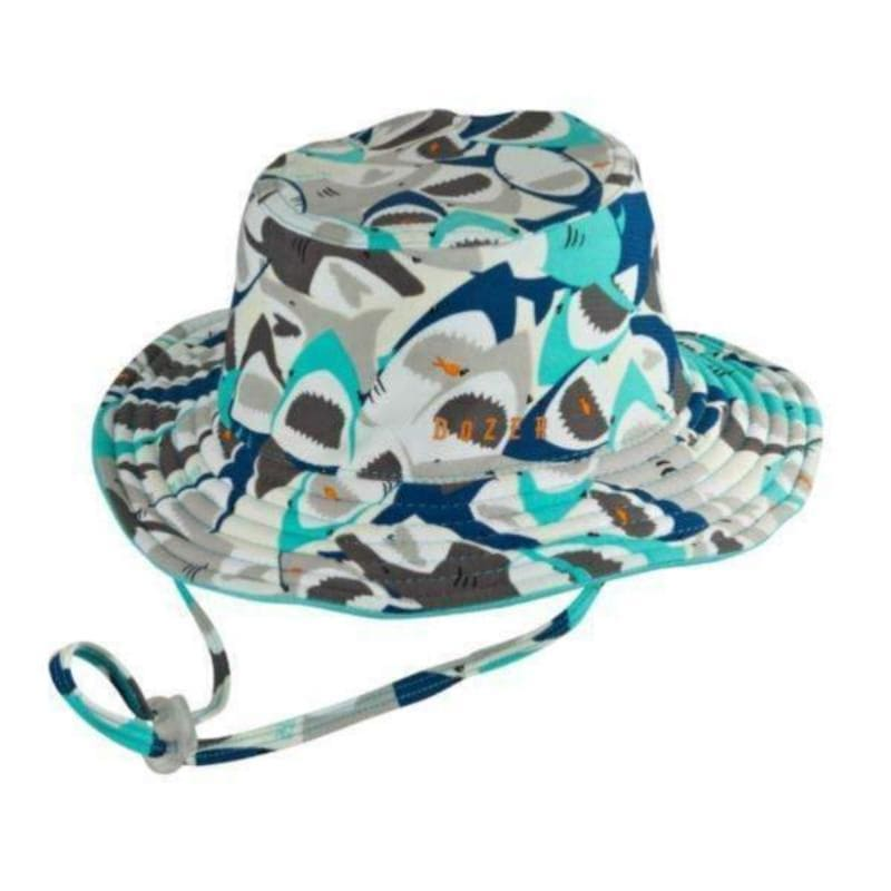 Baby Boys Bucket Hat - Chomp Multi - Dozer