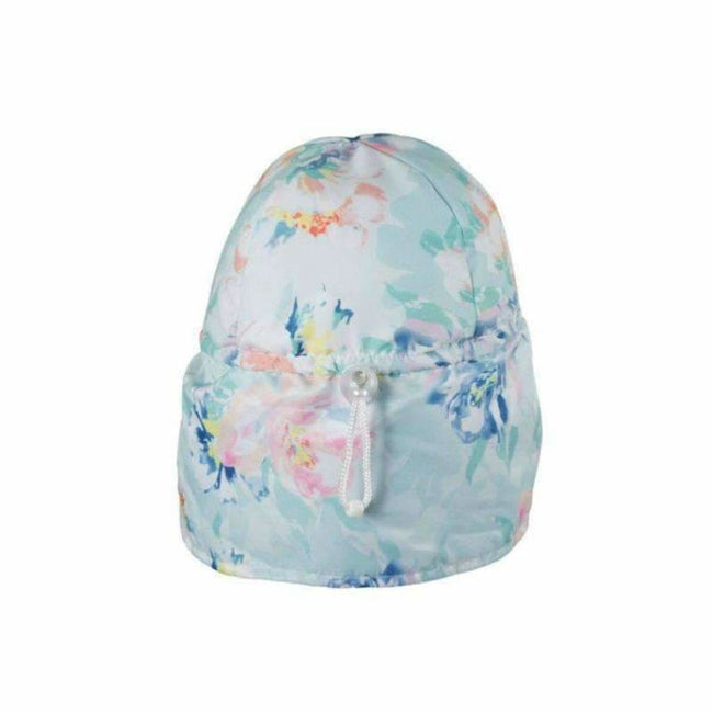 ,Baby Girls Legionnaire Hat in Peony Mint,Elle J