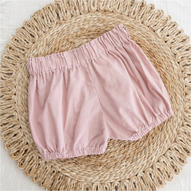 Bloomer Short | Dusty Pink - Little Elle
