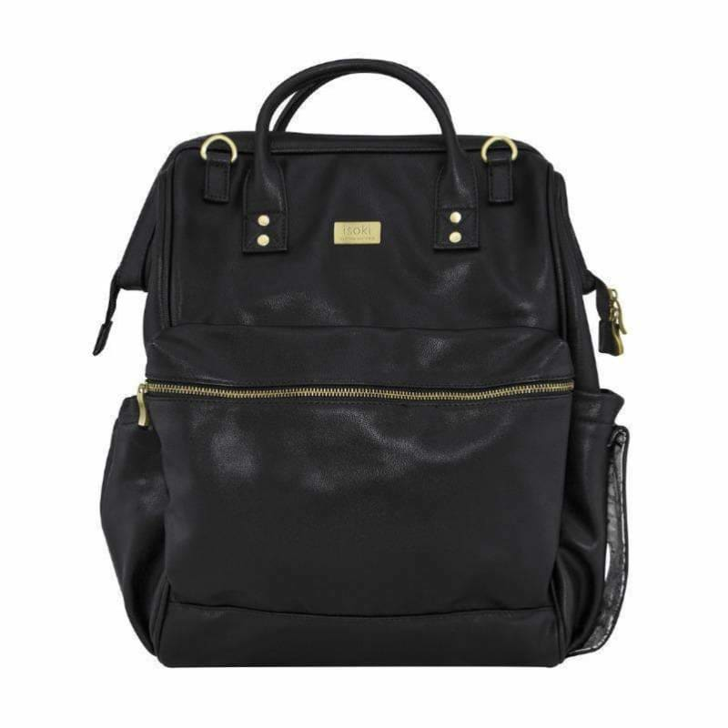 Byron Backpack Nappy Bag Toorak - Isoki
