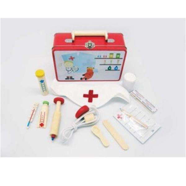 Eleganter,Doctor Play Set in Tin Case,Elle J
