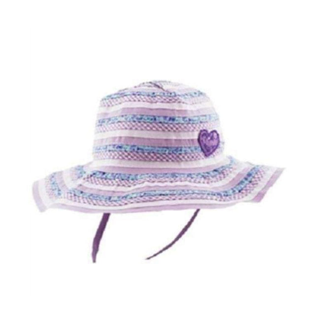 Millymook,Girls Floppy Sweetheart Lilac,Elle J