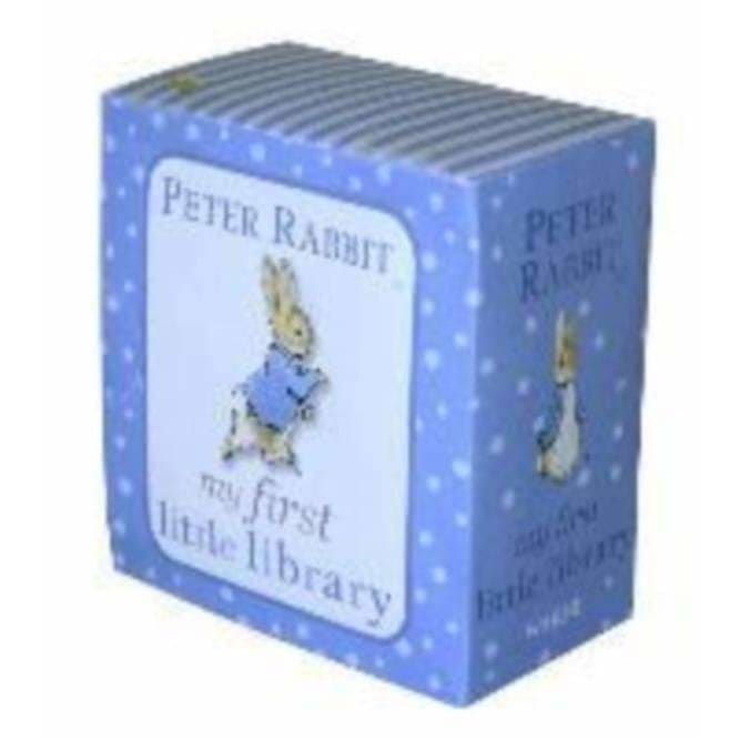 Brumby Sunstate Books,Peter Rabbit My First Little Library,Elle J
