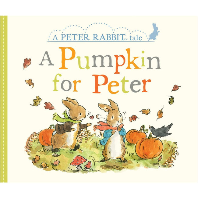 Peter Rabbit Tales A Pumpkin for Peter - Brumby Sunstate
