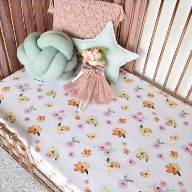 ,Snuggle Hunny Kids Sheets POPPY,Elle J