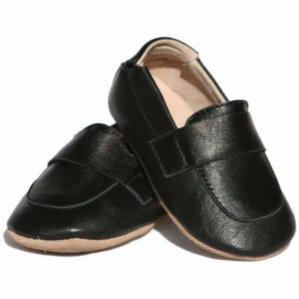 Pre-Walker Loafers in Black - Skeanie