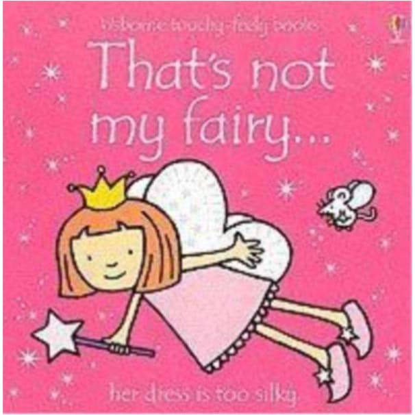 Brumby Sunstate Books,That's Not My Fairy,Elle J