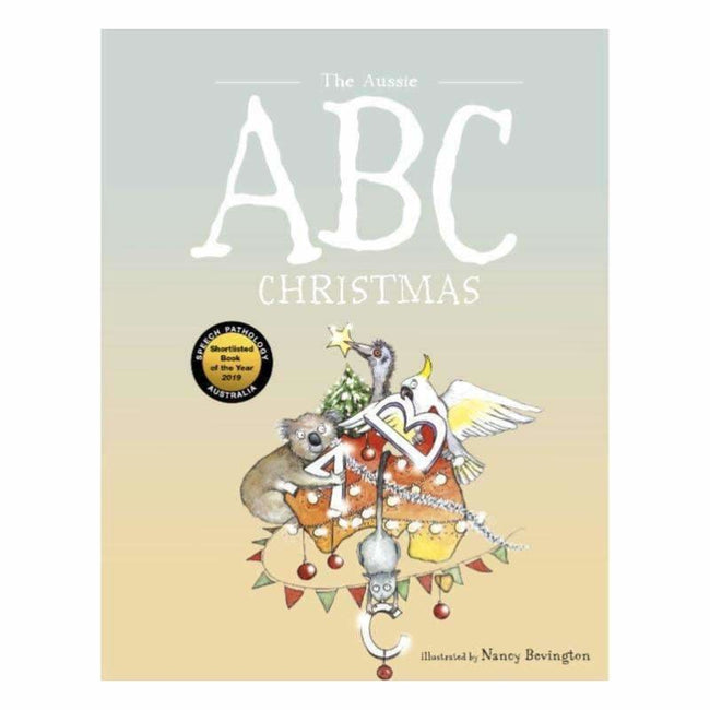 Brumby Sunstate Books,The Aussie ABC Christmas,Elle J