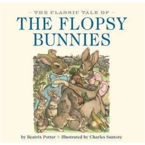 The Flopsy Bunnies - Brumby Sunstate Books