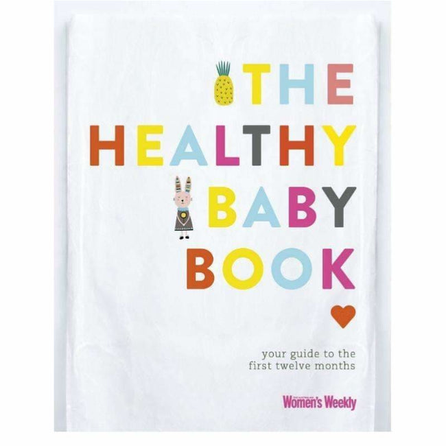 ,The Healthy Baby Book,Elle J
