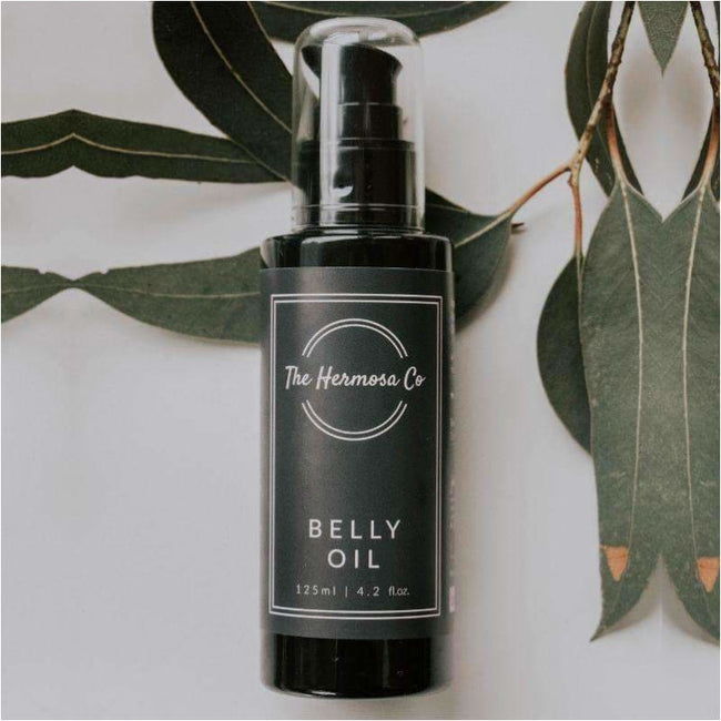 ,The Hermosa Co Belly Oil,Elle J