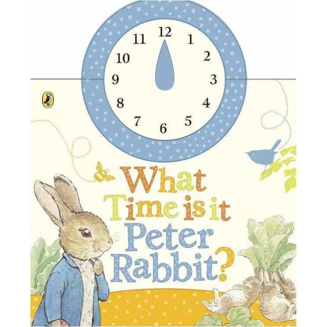 Brumby Sunstate Books,What Time is it Peter Rabbit,Elle J