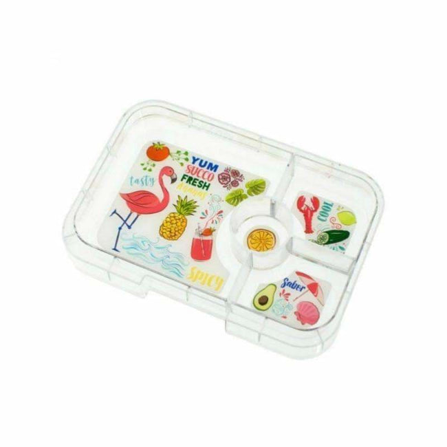 ,Yumbox Interchangeable Spare Tray - TAPAS,Elle J