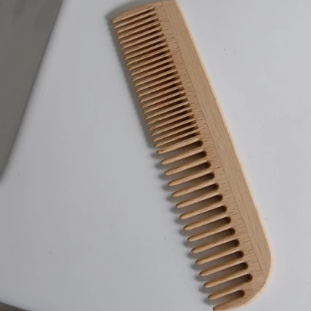 Men's Wooden Comb