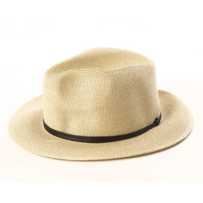 Borsalino Hat | Mastic | Made In Italy