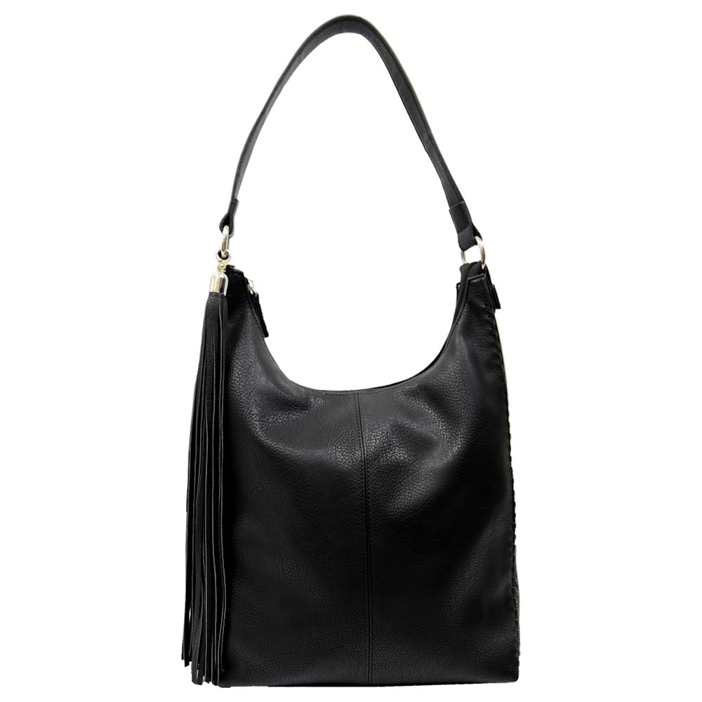 Gabriella Shoulder Bag | Black