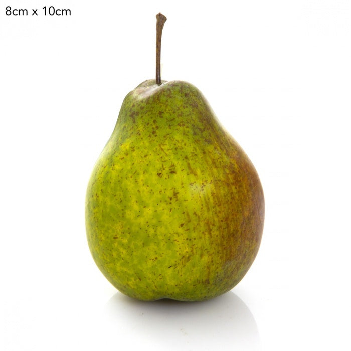 Single Green Decorative Pear